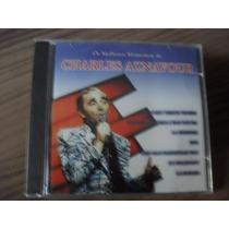 Cd Charles Aznavour Os Melhores Momentos De Produto Lacrado
