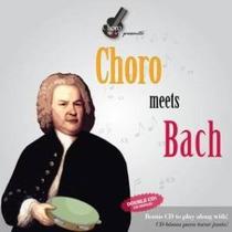 Cd Choro Meets Bach (2011) - Novo Lacrado Original