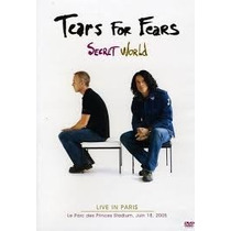 Dvd Tears For Fears - Secret World