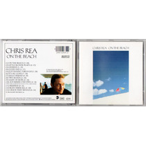 Cd - Chris Rea - On The Beach - 1986 (importado: Germany)