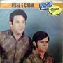 Vinil / Lp - Abel E Caim - Amor Divinal