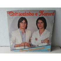 Lp Chitaozinho E Chororo - Somos Apaixonados