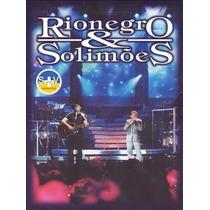 Rionegro & Solimões Dvd + 2 Cds Sound Vision Lacrado