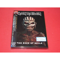 Box Iron Maiden - The Book Of Souls (japonês) Pronta-entrega