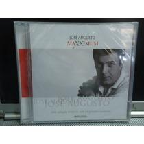 José Augusto-maximum-novo-original-lacrado!