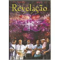 Dvd Grupo Revelacao 360 Ao Vivo - Carlinhos Brown, Gr Clareo