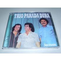 Cd Trio Parada Dura Sucessos Com 22 Musicas