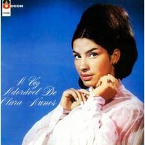 Cd Clara Nunes A Voz Adorável De Vol.1 Produto Lacrado