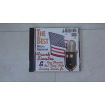 Disco Cd The Best Musica Americana Frank Sinatra Ray Charles