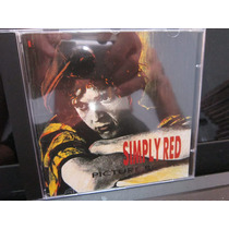 Simply Red, Cd Picture Book, Warner-1985