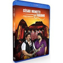 Cesar Menotti & Fabiano Ao Vivo No Morro Da Urca Blue Ray