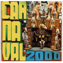 Cd Carnaval 2000 - Sambas Enredo Escolas De Samba São Paulo