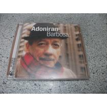 Cd - Adoniran Barbosa O Talento De Adoniran Barbosa