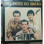 Lp Trio Raízes Do Sertão