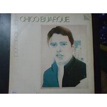 Disco Vinil Lp Personalidade Chico Buarque ##