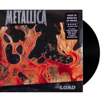 Lp - Vinil - Metallica - Load - Novo - Importado - Lacrado