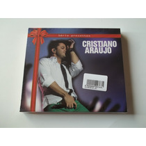 Cristiano Araújo - Cd Série Presentes - Coletânea - Lacrado!