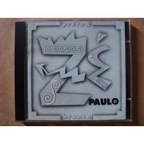 Zé Paulo- Cd Preto E Branco- 1997- Original- Zerado!