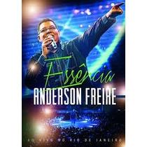 Dvd Essência - Anderson Freire