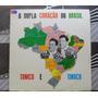 Lp Tonico E Tinoco A Dupla Coração Do Brasil 1968 Sertanejo