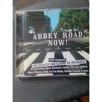 **vários** (beatles) **abbey Road Now!**(mojo Compilation)**