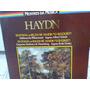 Lp Haydn / Sinfonia Nº 101 E Nº 104 (frete Grátis)