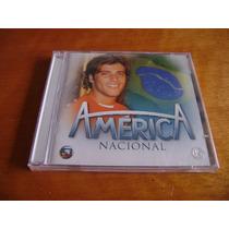 Cd América - Trilha Nacional Novela Globo - 2005 ( Lacrado )