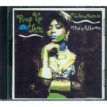 Cd-technotronic-pump Up The Jam-the Album