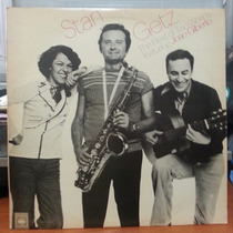 Stan Getz - The Best Of Two Worlds - 1976 (lp)