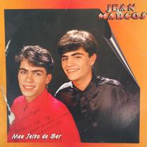 Lp Jean E Marcos (meu Jeito De Ser)