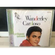 Wanderley Cardoso, Cd Perdidamente Apaixonado, 1966 Lacrado