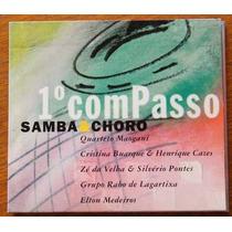 Digipack 1º Compasso - Samba & Choro Frete Gratis