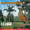 Cd Sabiá Laranjeira - Canto Flauteado - Cd Original