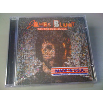 James Blunt All The Lost Souls (cd Lacrado Fabrica) Made Usa