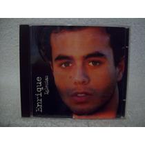 Cd Enrique Iglesias- Enrique Iglesias- 1996