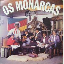 Vinil / Lp - Os Monarcas - Cheiro De Galpão
