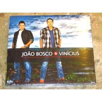 Cd João Bosco & Vinicius - Constelações (13)c/ Bruno Marrone