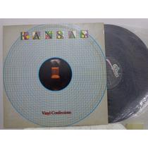 Lp Kansas - Vinyl Confessions 1982