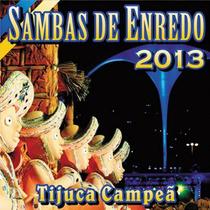 Cd Sambas De Enredo - 2013 (981308)