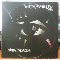 Steve Miller Band - Abracadabra - 1982 (lp)