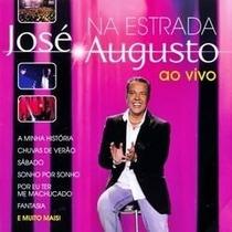 Cd - José Augusto - Na Estrada Ao Vivo - Lacrado