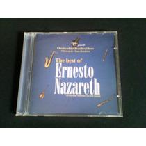 Cd The Best Of Ernesto Nazareth