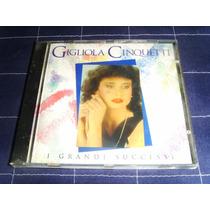 Cd - Gigliola Cinquetti - I Grandi Successi