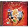 Cd Tinker Bell E O Tesouro Perdido Original Lacrado Disney