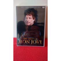 The Best Of Bon Jovi - 17 Videoclipes - Original E Lacrado !