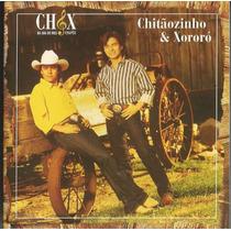 Cd Lacrado Chitaozinho & Xororo Na Aba Do Meu Chapeu 1998