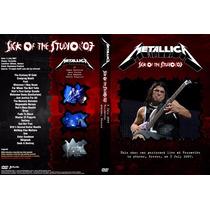 Metallica - Live Athens, Greece 2007 (2 Dvds)