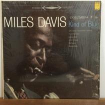 Lp Miles Davis - Kind Of Blue Importado U. S. 2-eye Label