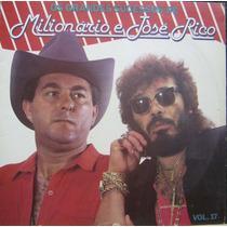 Milionário E José Rico Lp Disco Vinil Vol 17