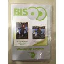Dvd + Cd Wanderley Cardoso 40 Anos De Sucesso Ao Vivo Novo